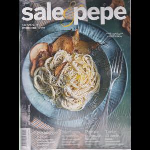 Sale & Pepe - n. 10 - ottobre 2020 - mensile + spugna Scotch Brite