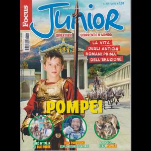 Focus Junior - n. 201 - 19/9/2020 - mensile