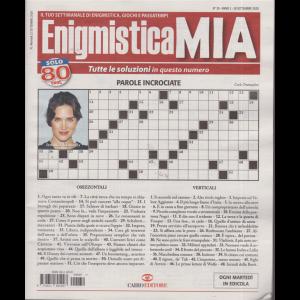 Enigmistica Mia - n. 39 - 28 settembre 2020 - settimanale