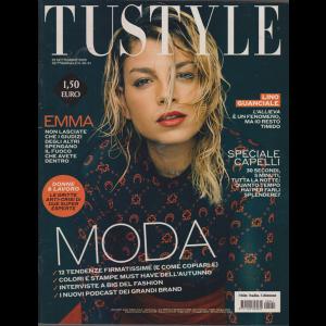 Tu Style - n. 41 - 22 settembre 2020 - settimanale