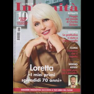 Intimita' - L. Goggi  - n. 39 - settimanale - 30 settembre 2020
