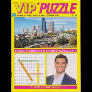 Vip Puzzle - n. 341 - mensile - ottobre 2020