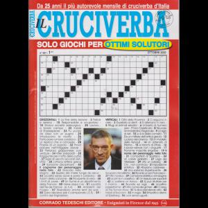 Il Cruciverba - n. 21 - mensile - 25/9/2020 -
