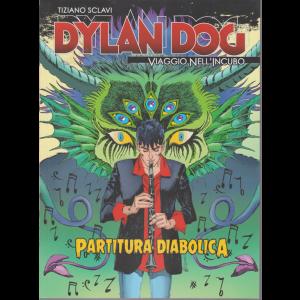 Dylan Dog - Viaggio nell'incubo - Partitura diabolica - di Tiziano Scalvi - n. 62 - settimanale -