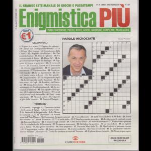 Enigmistica Piu' - n. 39 - settimanale - 29 settembre 2020
