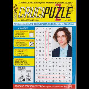 Crucipuzzle - n. 556 - ottobre 2020 - mensile