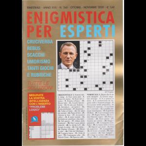 Enigmistica per esperti - n. 260 - bimestrale - ottobre - novembre 2020