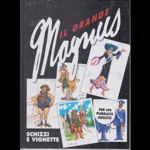 Il grande Magnus - Schizzi e vignette - n. 25 - settimanale -