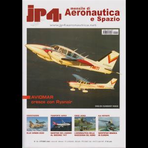 Jp4 - Mensile di Aeronautica e Spazio - n. 10 - ottobre 2020 - mensile