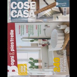 Cose di Casa - + Bagni & Piastrelle - n. 10 - ottobre 2020 - mensile - 2 riviste
