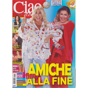 Ciao Donna - n. 8 - mensile - ottobre 2020