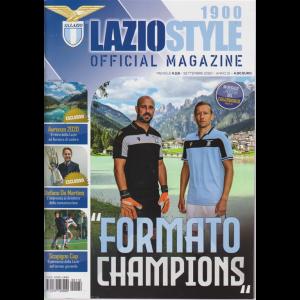 Lazio Style 1900 -  Official Magazine - n. 118 - mensile - settembre 2020