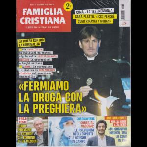 Famiglia Cristiana - n. 39 - 27 settembre 2020 - settimanale + Il libraio - 2 riviste