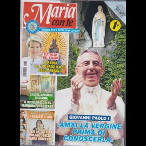 Maria con te - n. 39 - 27 settembre 2020 - settimanale