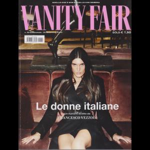 Vanity Fair  -n. 39 - settimanale - 30 settembre 2020