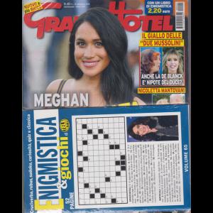 Grand Hotel + Enigmistica & Giochi di Telesette - n. 40 - 25 settembre 2020 - settimanale - 2 riviste