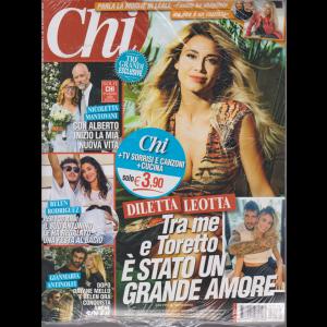 Chi + Sorrisi e Canzoni tv - n. 39 - 23 settembre 2020 - settimanale - 2 riviste