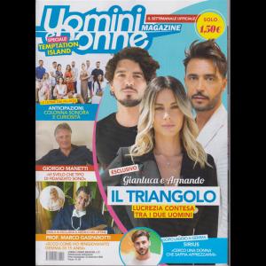 Uomini e  Donne Magazine - n. 22 - settimanale - 25 settembre 2020