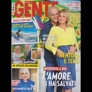 Gente - n. 39 - settimanale - 3/10/2020