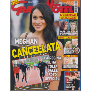 Grand Hotel - n. 40 - 25 settembre 2020 - settimanale