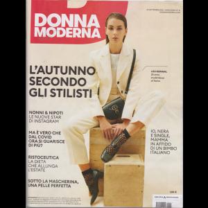 Donna Moderna - n. 41 - 24 settembre 2020 - settimanale