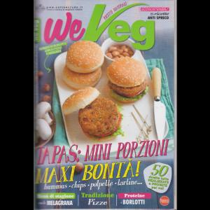 We Veg - n. 67 - bimestrale - ottobre - novembre 2020 -