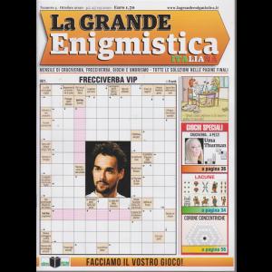 La Gande Enigmistica Italiana - n. 4 - ottobre 2020 - mensile
