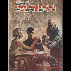 Dylan Dog Speciale - La grande consolazione - Il pianeta dei morti - n. 34 - ottobre 2020 - annuale