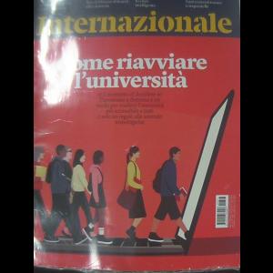 Internazionale settimanale n. 1377 - 26/9/2020