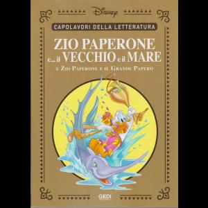 Capolavori della letteratura - Zio Paperone e...il vecchio e il mare e Zio Paperone e il Grande Papero - n. 29 - settimanale - 26/9/2020