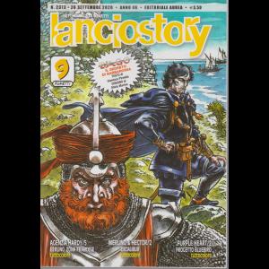 Lanciostory - n. 2373 - 28 settembre 2020 - settimanale di fumetti