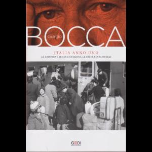 Giorgio Bocca - Italia Anno Uno - n. 5 - settimanale - 25/9/2020