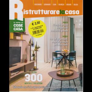 Le Guide  di Cose di Casa - Ristrutturare  la casa - n. 54 - quadrimestrale - ottobre 2020