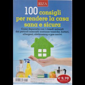 Salute Naturale - 100 consigli per rendere la casa sana e sicura - n. 258 - ottobre 2020