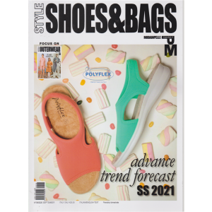 Style Modainpelle Shoes & Bags - n. 8 - settembre 2020 - bimestrale - italian/english text