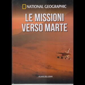 National Geographic - Le missioni verso Marte - n. 50 - settimanale - 25/9/2020 - copertina rigida