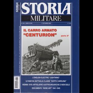 Storia Militare - n. 325 - Il carro armato ''Centurion''-seconda parte -  1° ottobre 2020 - mensile