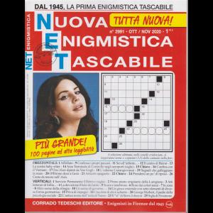 N.E.T. - Nuova enigmistica tascabile - n. 2991 - ottobre - novembre 2020 - bimestrale