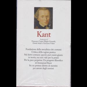 I grandi filosofi - Kant - n. 17 - settimanale - 25/9/2020 - copertina rigida
