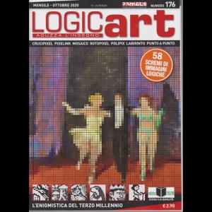 Logic Art - n. 176 - mensile - ottobre 2020 - 58 schemi di immagini logiche
