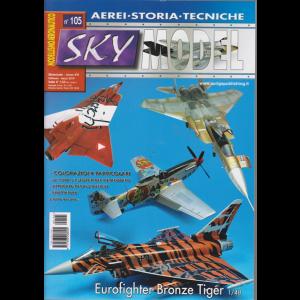 Sky Model - n. 105 - bimestrale - febbraio - marzo 2019 -