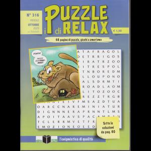 I Puzzle di Relax - n. 316 - mensile - ottobre 2020