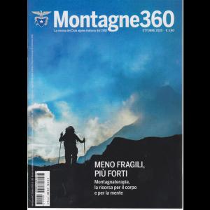 Montagne 360 - n. 97 - ottobre 2020 - mensile