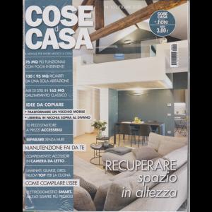 Cose di Casa + - Casa In Fiore - n. 10 - mensile - 25/9/2020 - 2 riviste