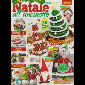 Donna Piu' Extra - Natale all'uncinetto - n. 55 - bimestrale -