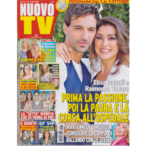 Nuovo Tv - n. 40 - 5 ottobre 2020 - settimanale