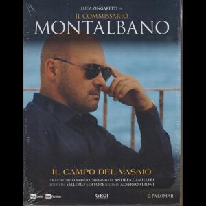 Luca Zingaretti in Il commissario Montabano - Il campo del vasaio - n. 29 - settimanale - 29/9/2020 -