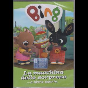 I Dvd di Sorrisi 5 - n. 10 - Bing - La macchina delle sorprese... e altre storie - settimanale - ottobre 2020 -