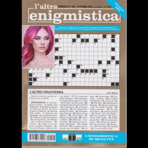 L'altra Enigmistica - n. 492 - mensile - ottobre 2020
