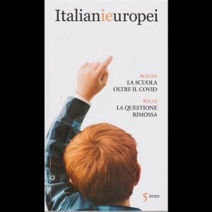 Italianieuropei - n. 5/2020 -